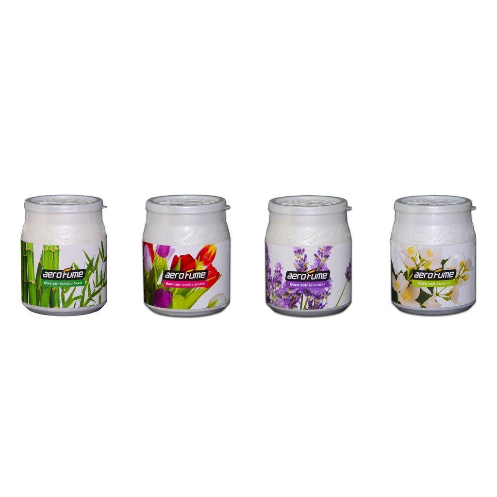 Aerofume Flora Can Air Freshener Gel (Lavender)