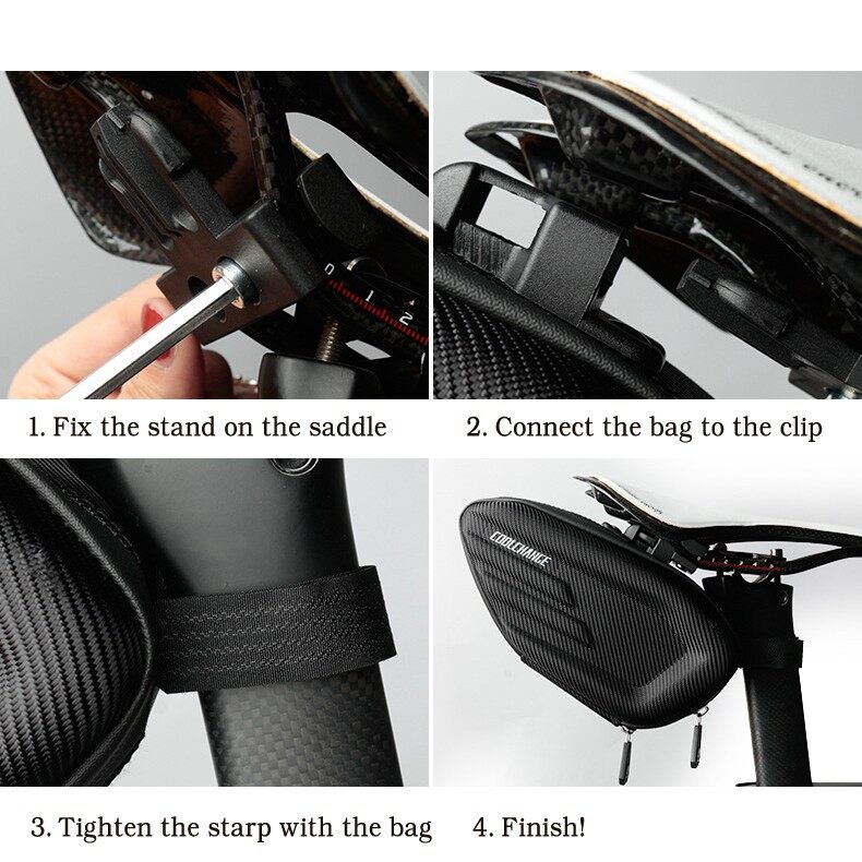 Moto Accessories - 1 PIECE(s) Bicycle Bag Waterproof Cycling MTB Mountain Bike For Most Bicycle - Motorcycles, Parts