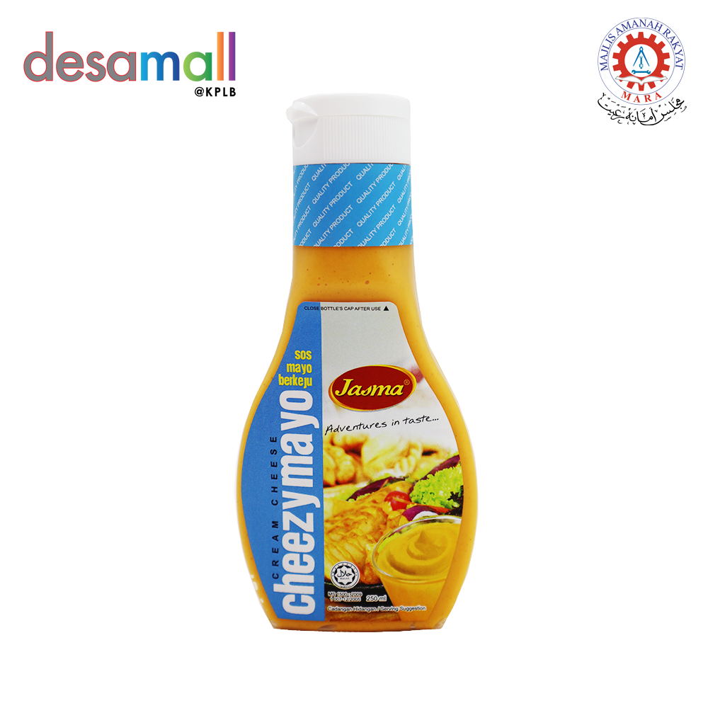 JASMA Cheezymayo Cream Cheese (250ml)