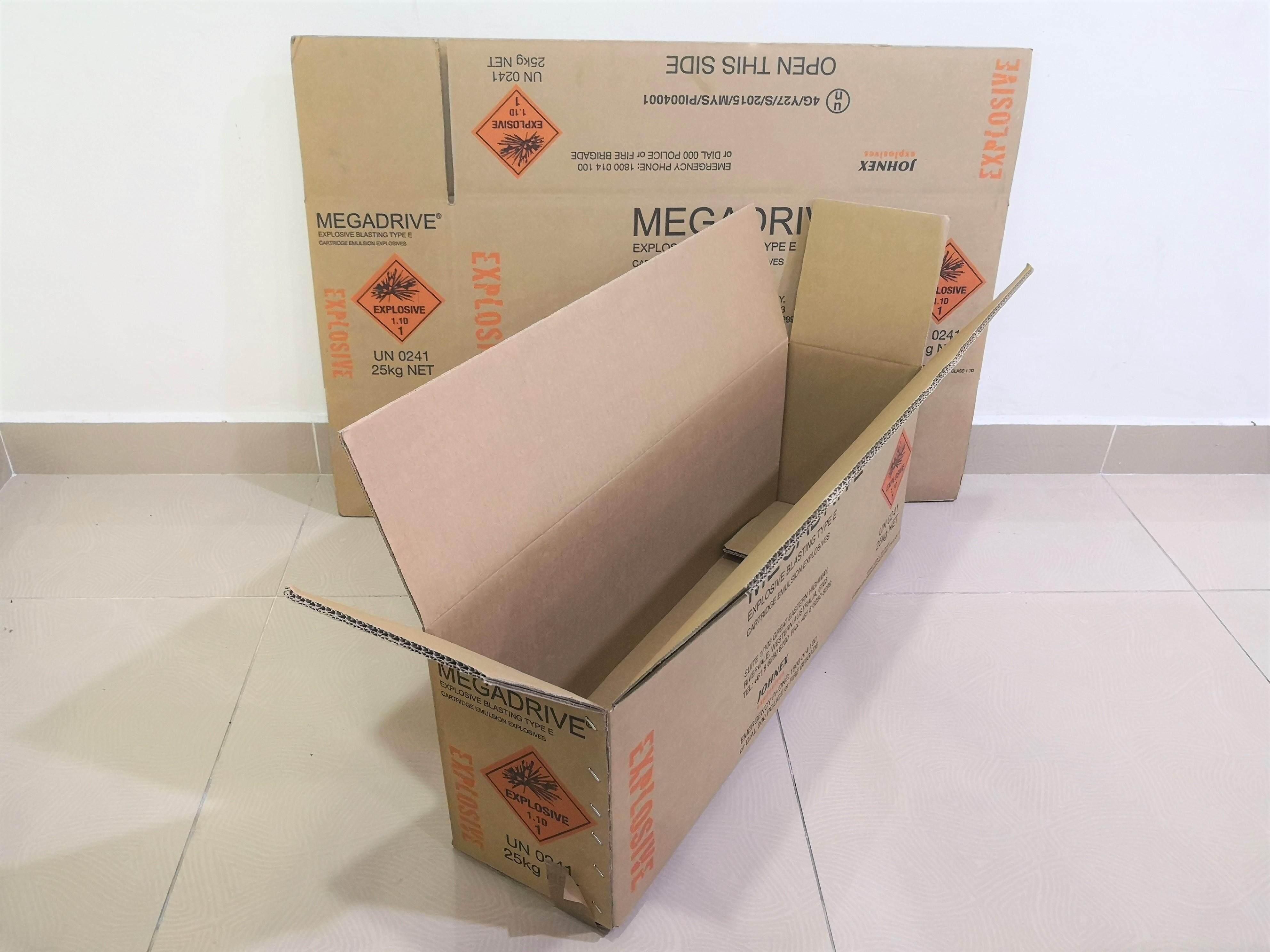10pcs Printed Carton Boxes (L728 x W182 x H268mm)