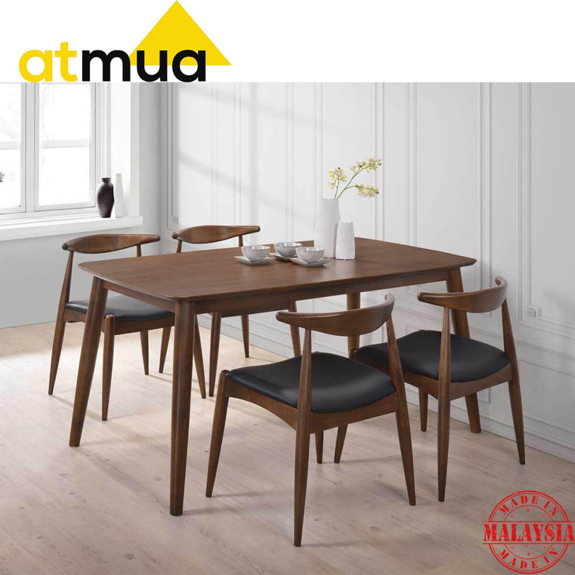 Atmua Olim Scandinavian Dining Set 1