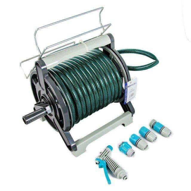 (Guarantee The Lowest)  12.5MM X 2.0MM X 20M <Maya> Garden Hose Reel