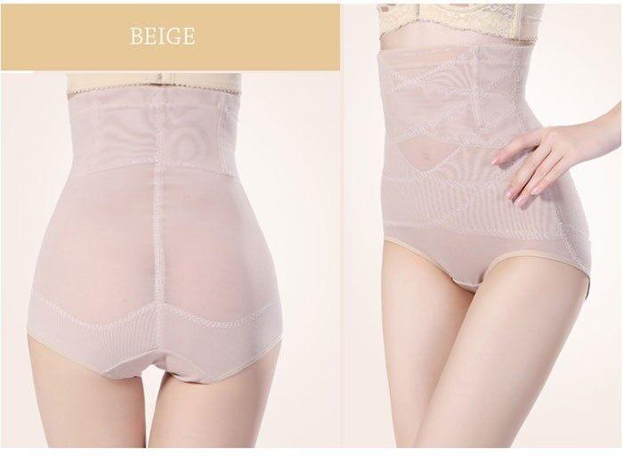 Women High Waist Panties Munafie Female Shaping Briefs Control Body Slimming Belly In Sexy Briefs Ladies Plus Size Underwear