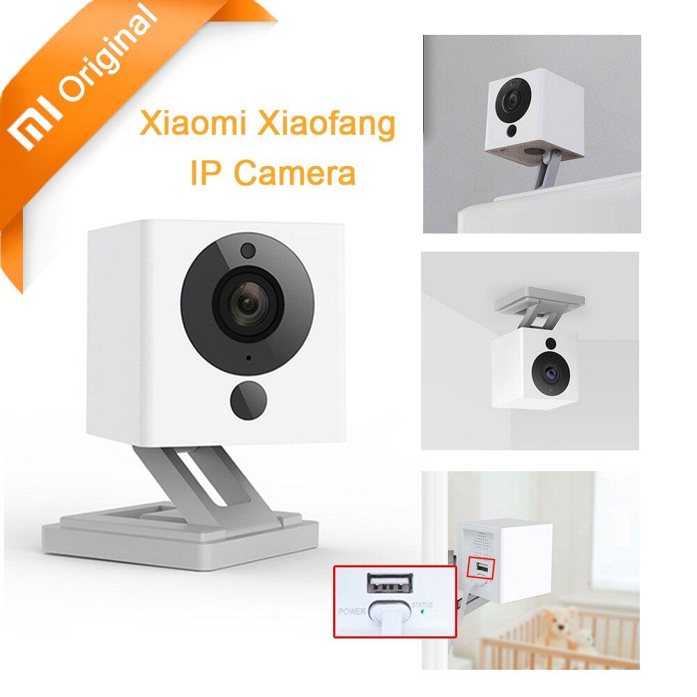 XIAOMI Xiaoyi XIAOFANG Da Xiao Fang 1s CCTV Smart Camera Night Vision Version