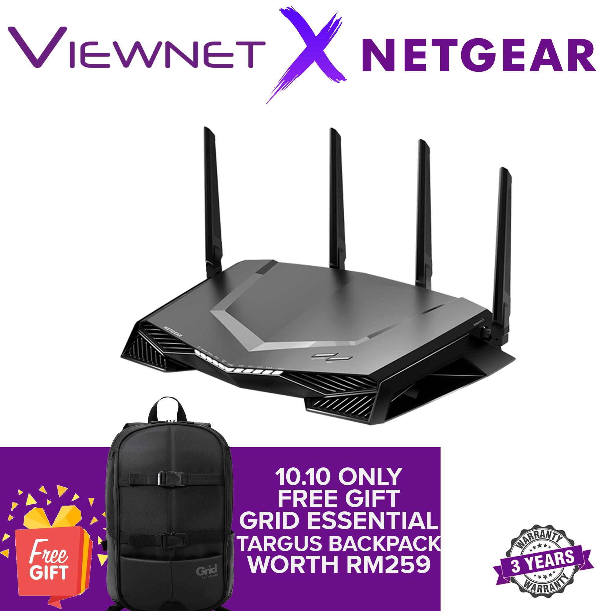 Netgear XR500 AC2600 Dual Band Nighthawk Pro WiFi Gaming Router