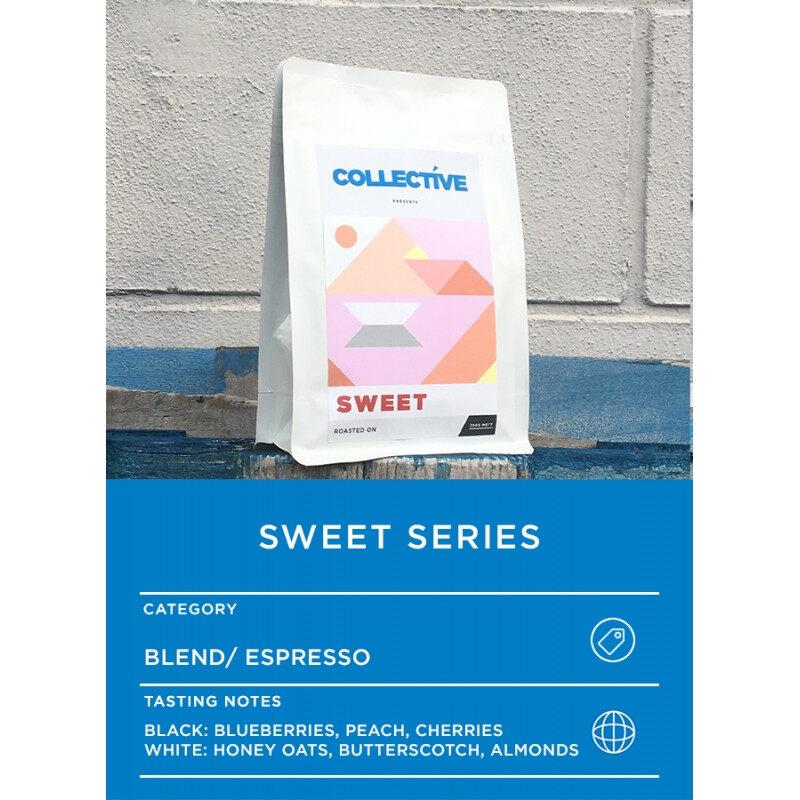 COFFEE COLLECTIVE Sweet Blend (250g) - Jenis Kisaran : Kasar