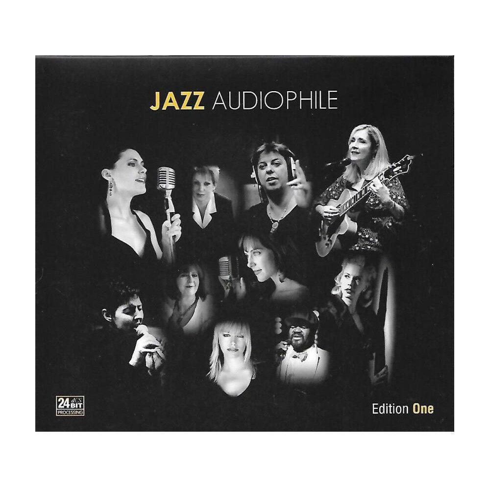 Jazz Audiophile Edition One CD 24 dcs Bit Processing Mastering Digipak