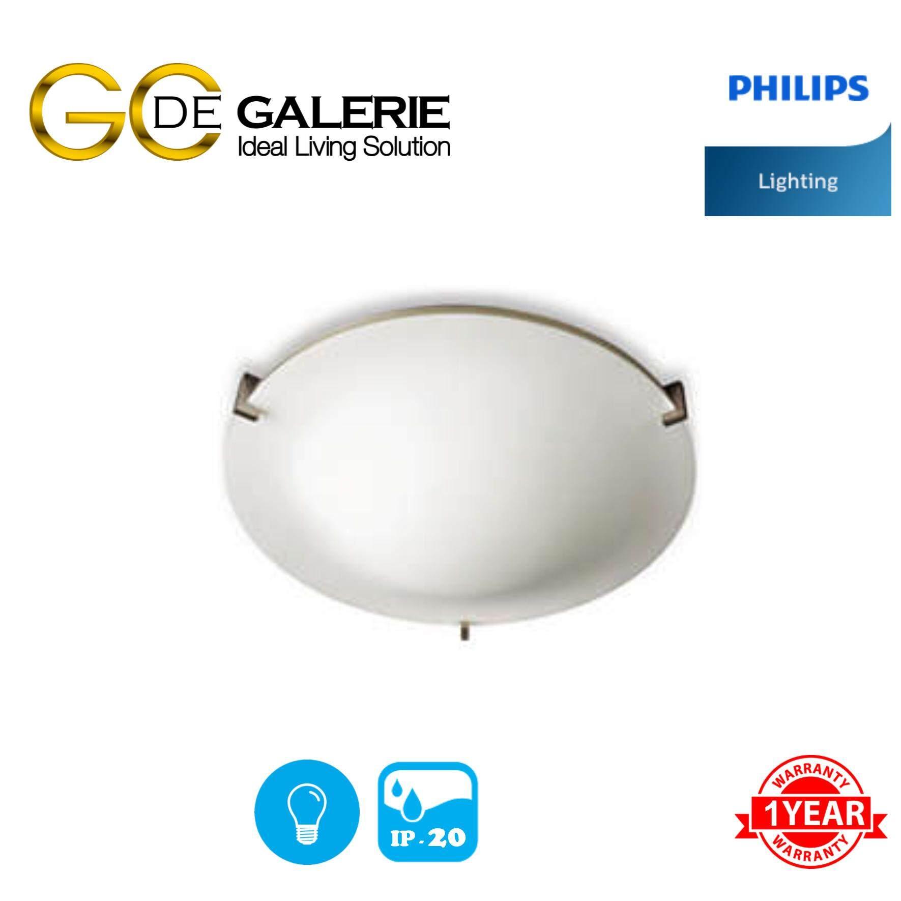 CEILING LIGHT PHILIPS 32400/17 QCG303 NL 2X60W