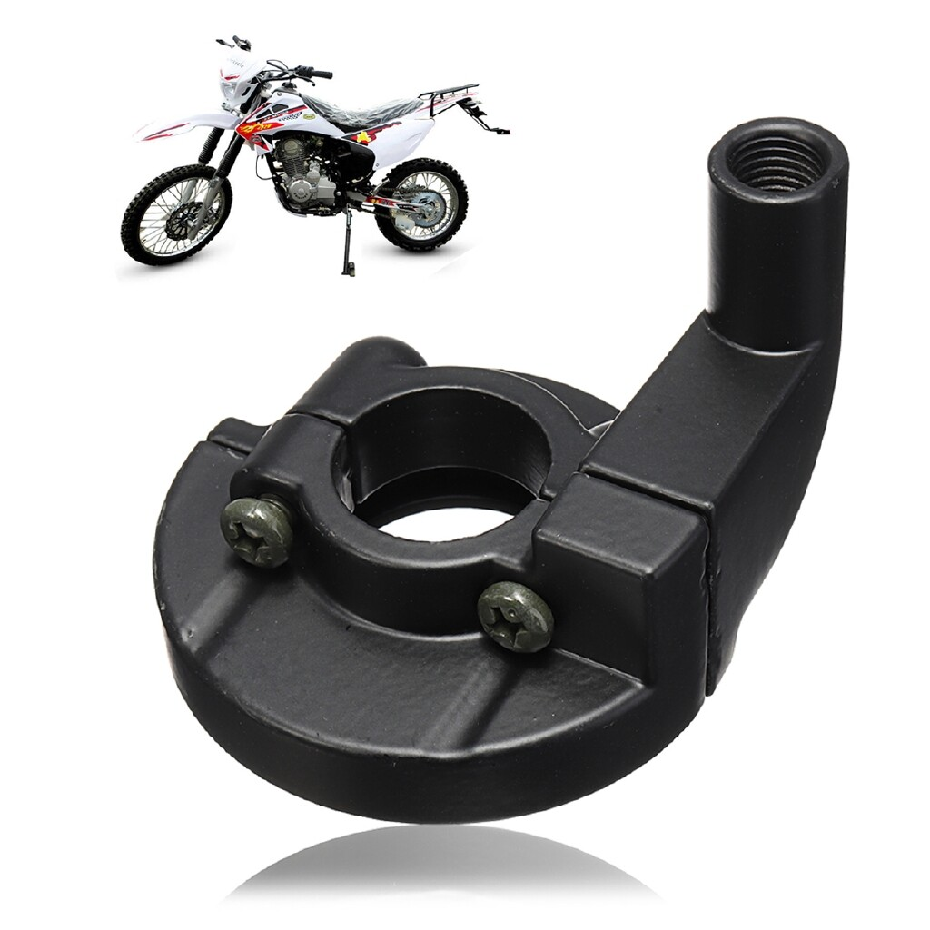 Moto Accessories - 1 PIECE(s) Grips SETtle Twist Throttle Clamp for Off-road 22mm Pipeline 10mm Channel - Motorcycles, Parts