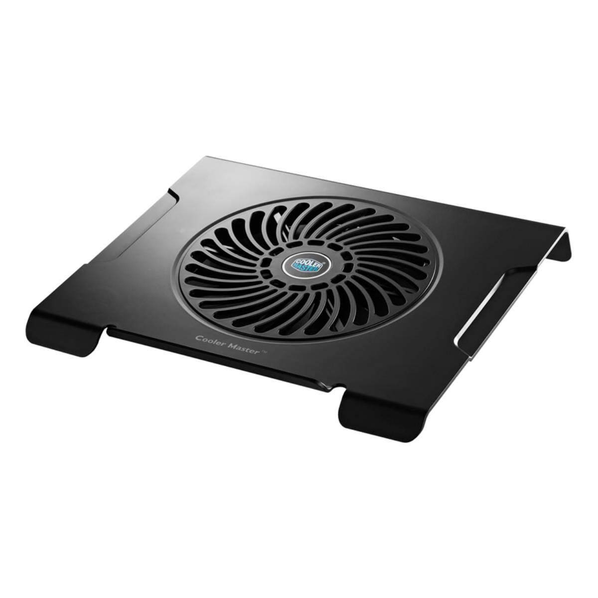 Cooler Master Notepal CMC3 Silent 200mm Fan Ergonomic Notebook Cooler for up to 15