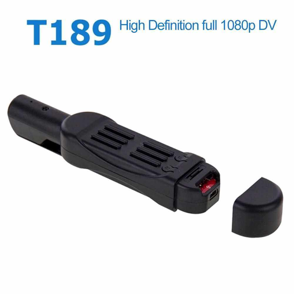 Best Selling T189 Camera Card Camera Conference Small Camera High Definition Cameras (Black)