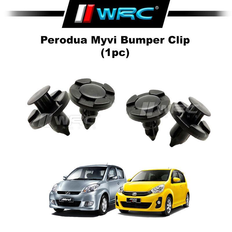 Perodua Myvi Bumper Clip (1pc)