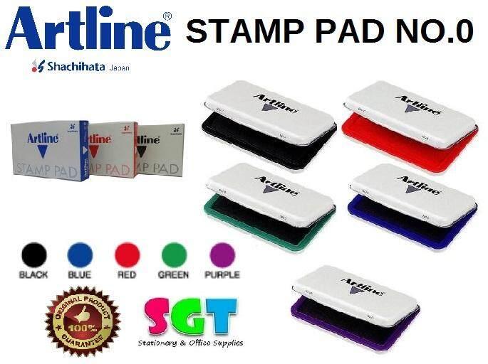 Artline Stamp Pad No.0 EHJ-2