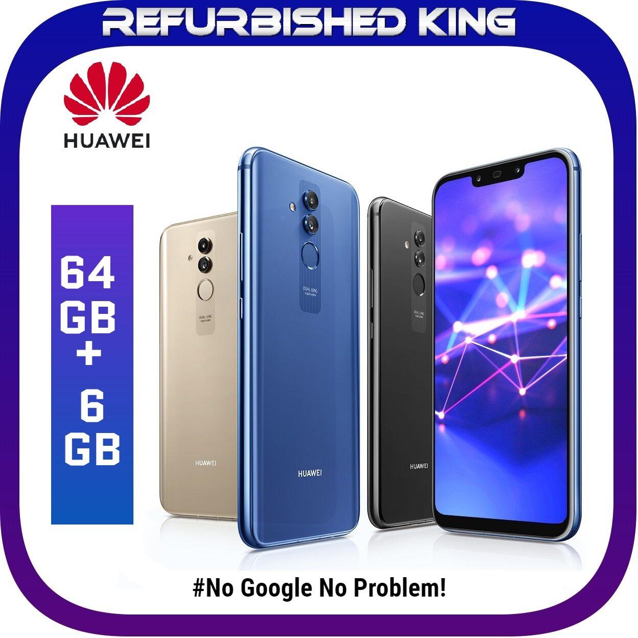 Original Huawei Mate 20 Lite [64GB + 6GB RAM] Display Unit 98% Like New [1 Month Warranty]