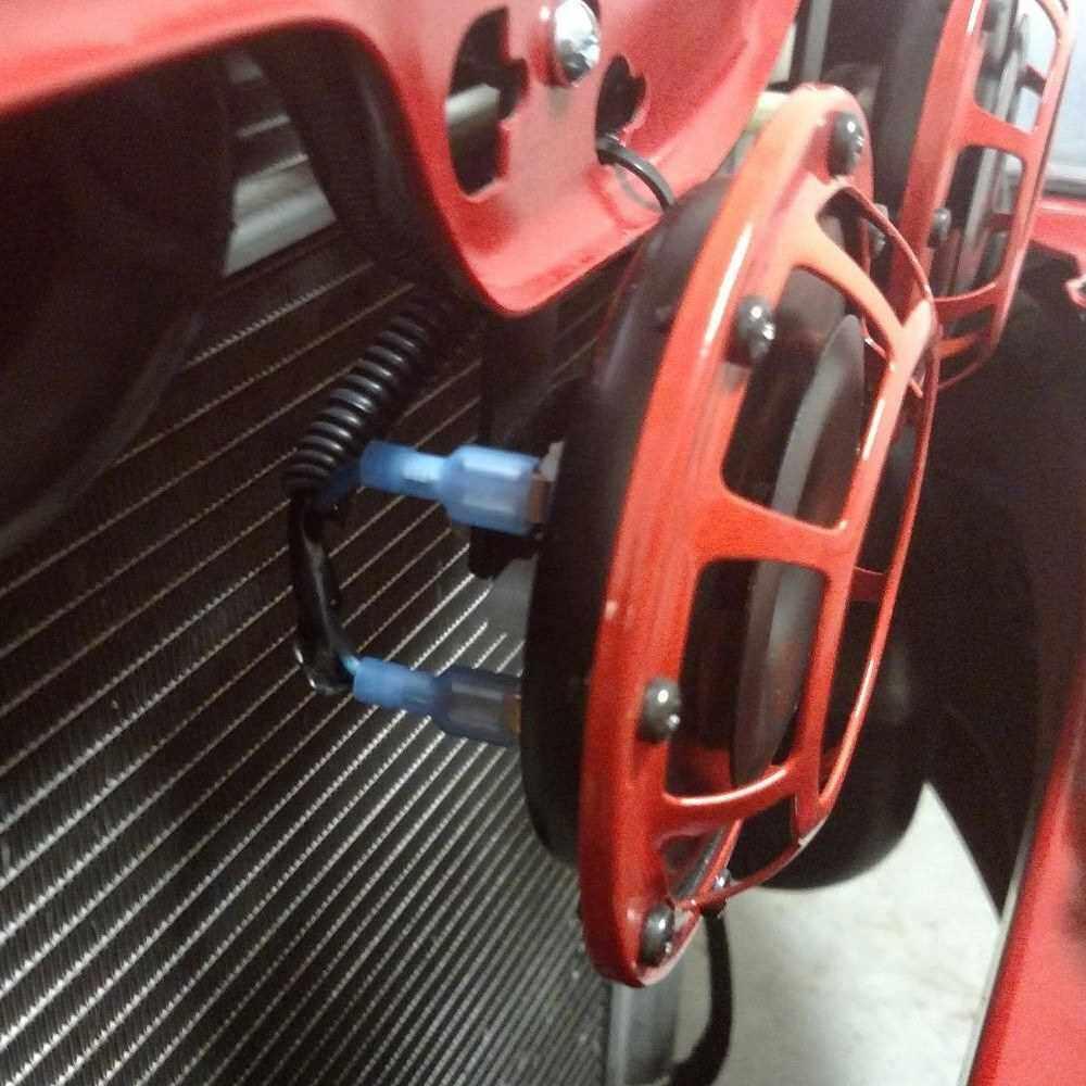 2pcs 12.0V 220dB Loud Compact Electric Blast Tone Air Horn Kit For Motorcycle Car (B)