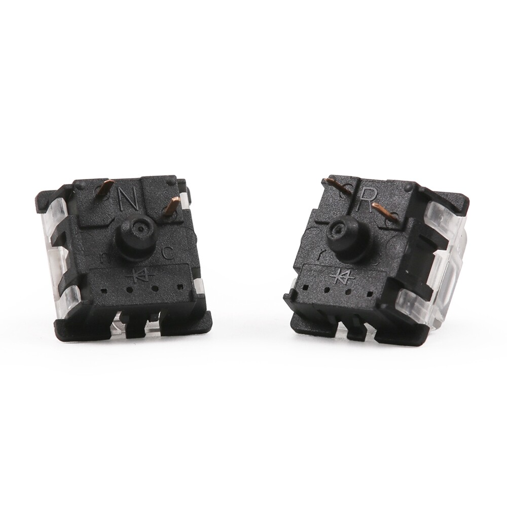 Keyboards - for Mechanical Game 3Pin Gateron Tactile Brown Switch Keyboard Switch - Computer Accessories