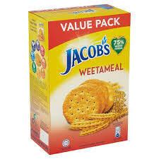 JACOB'S WEETAMEAL 289G