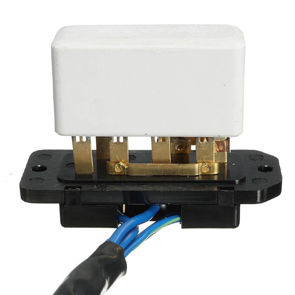 Moto Accessories - HVAC Blower Block Motor Resistor Standard RU-79 For Honda Accord 2.2L-L4 90-93 - Motorcycles, Parts