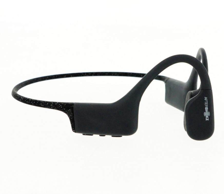 (NEW 2019) AfterShokz Xtrainerz IP68 Waterproof Wireless Bone Conduction MP3 Headphones with 4GB Memory