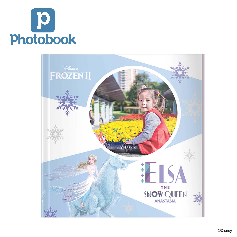 [e-Voucher] Photobook Malaysia 6 x 6 Mini Square Softcover Photo Book