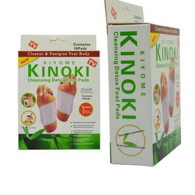 FREE GIFTCleansing detoxs foot pads 10pcs