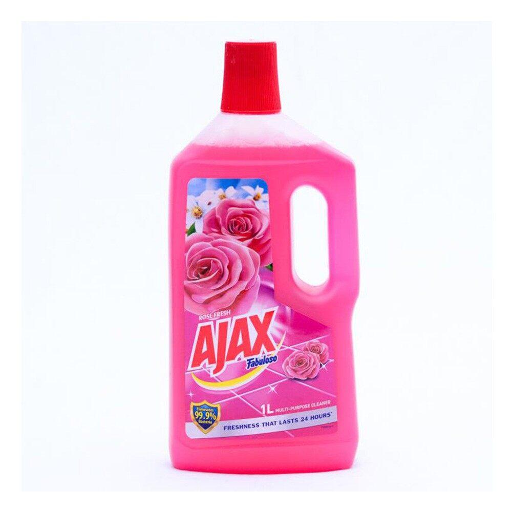 Ajax Fabuloso Rose Fresh 1 Liter