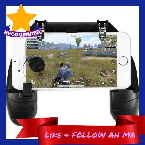 Best Selling Eat chicken artifacts Jedi survival five-in-one folding alloy touch assist game controller K11 (Standard)