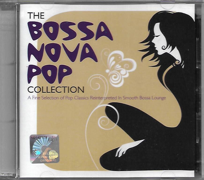 The Bossa Nova Pop Collection 2CD Lisa McKee Yuliet Topaz Monique Kessous Basia Trombo Combo Mary Nelson