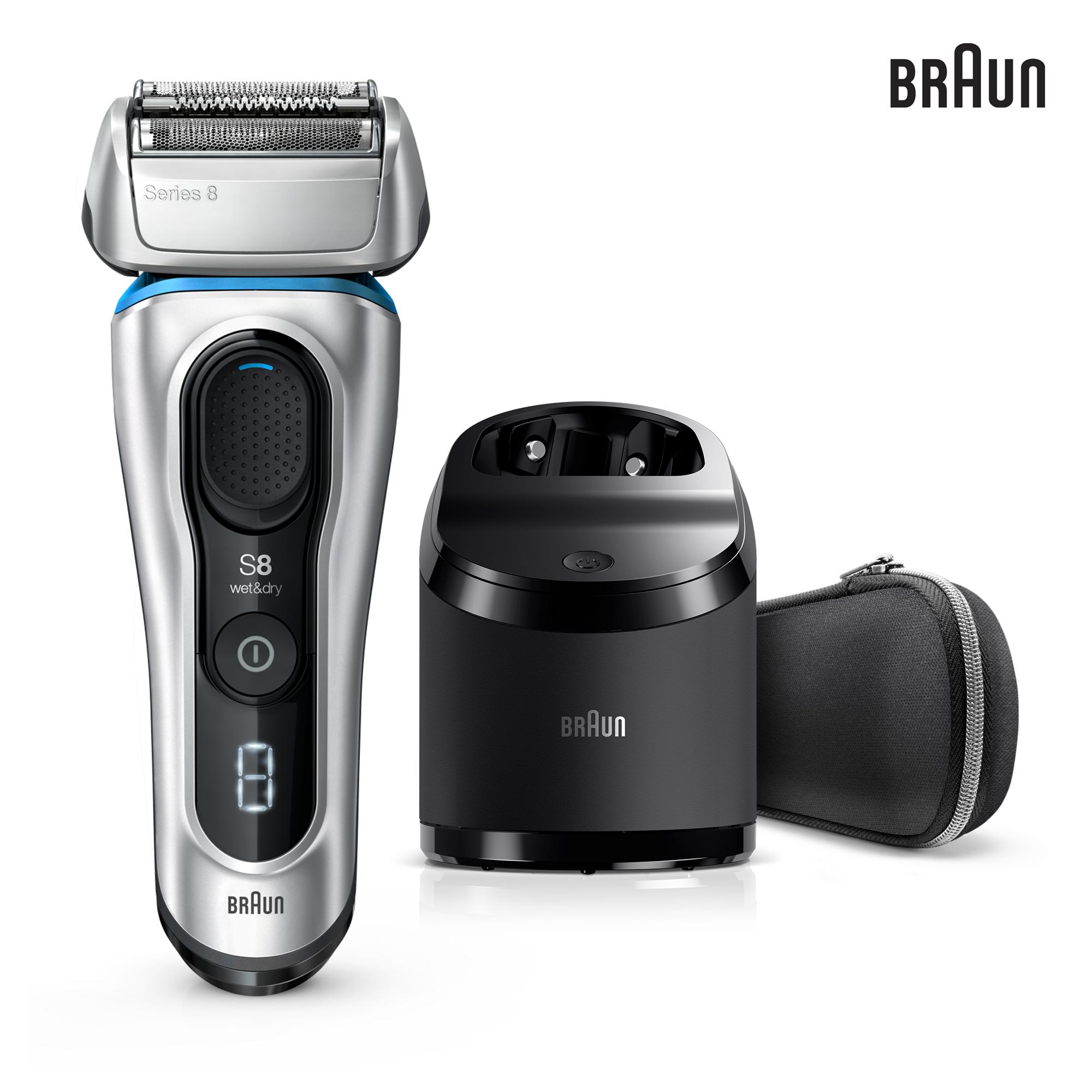 Braun Series 8 8390cc Shaver