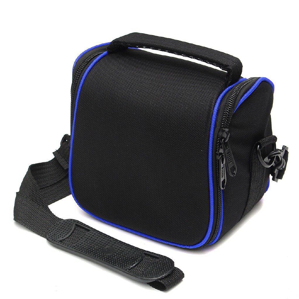 Cases, Covers and Bags - Waterproof Camera Compact Shoulder Bag Protective Case For Canon Nikon Sony DSLR - RED / BLUE / BLACK