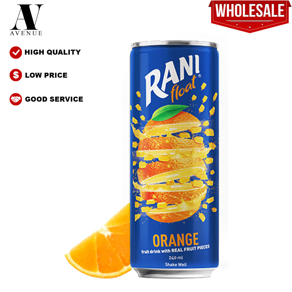 Rani Float Orange Fruit Drink 240ml
