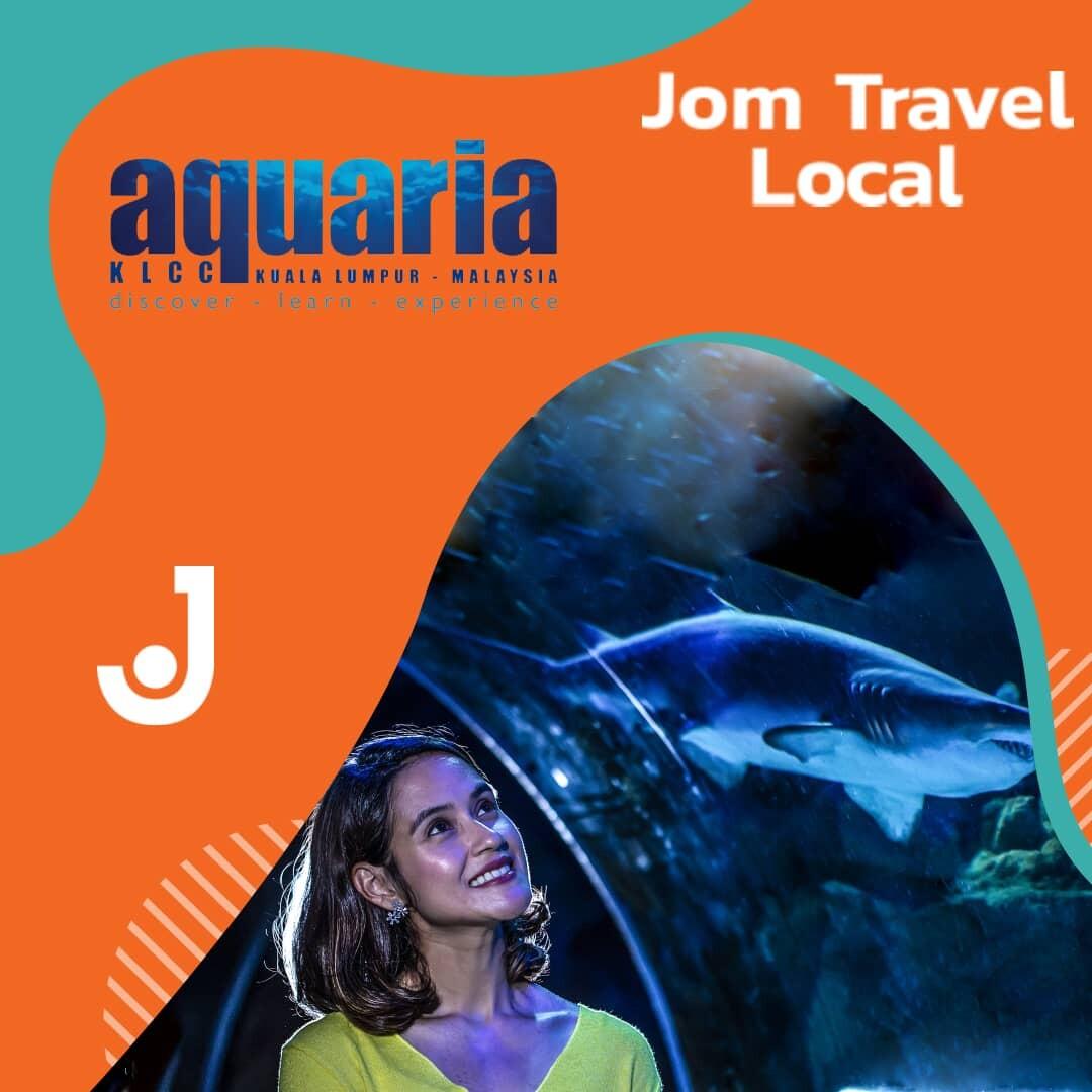 Aquaria KLCC Kuala Lumpur E-Ticket (MyKad)