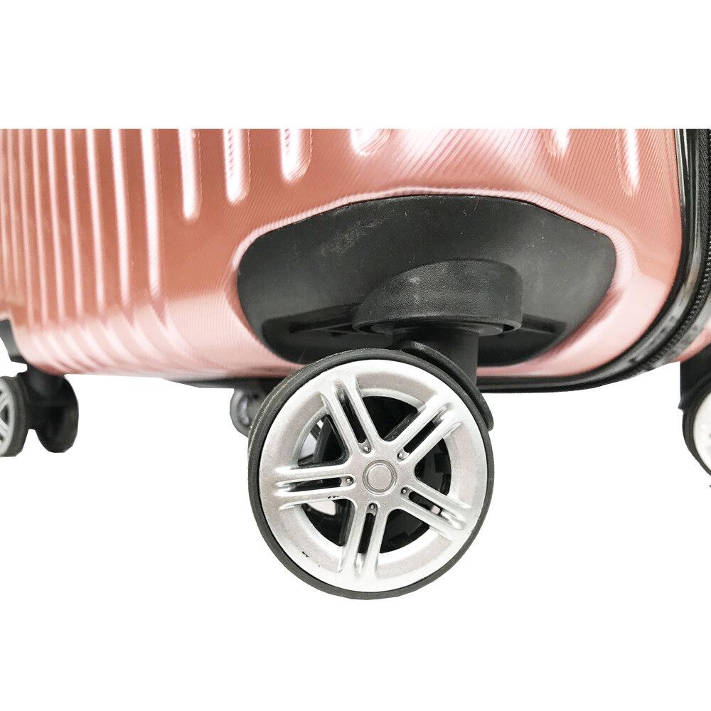 Poly-Club BA9937 24inch ABS+PC Hard Case Luggage