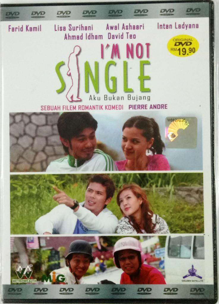 Malay Movie I\'m Not Single, Aku Bukan Bujang DVD