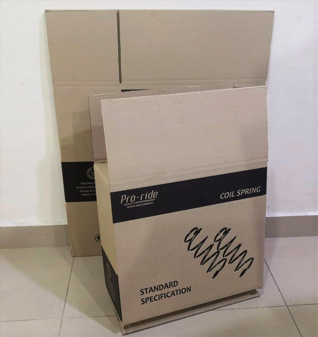 10pcs Printed Carton Boxes (L400 X W178 X H358mm)