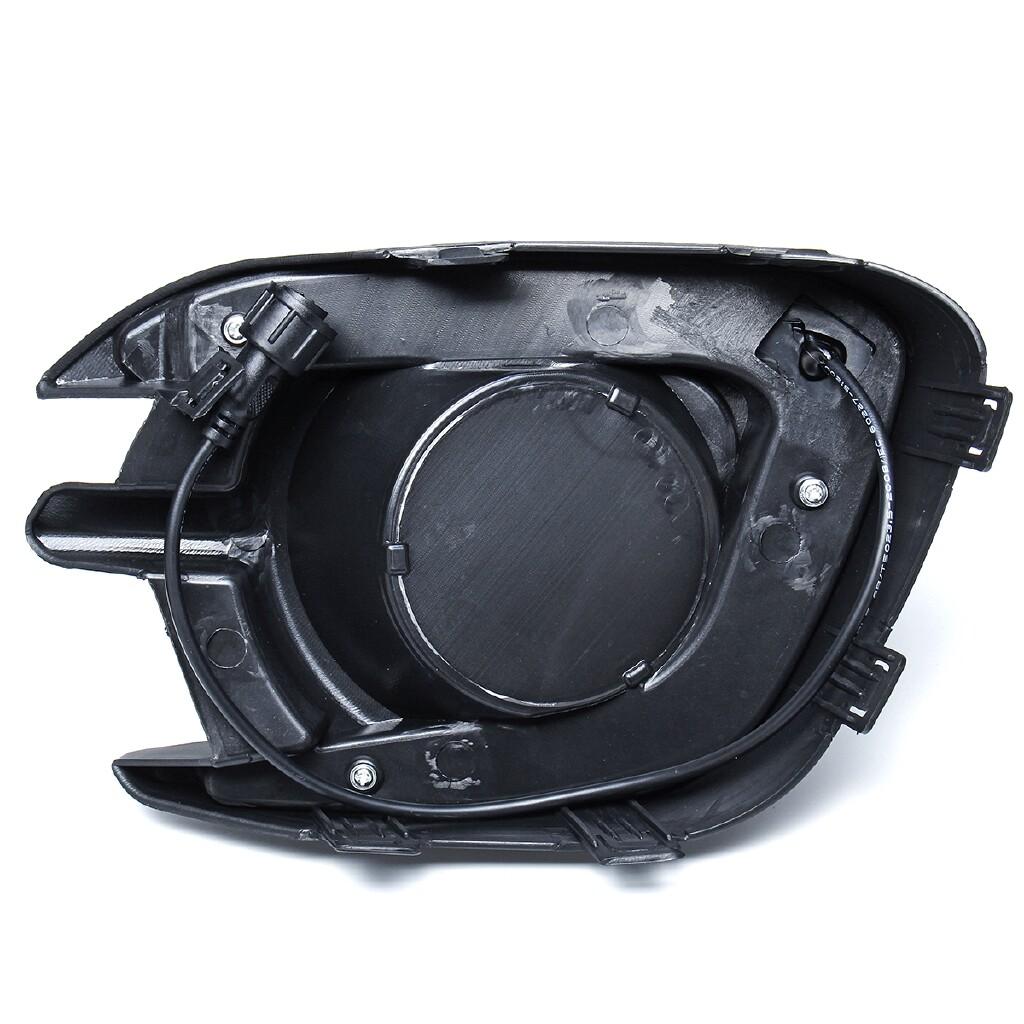 Car Lights - Car Flashing For Mitsubishi Pajero Sport 13 -2015 LED DRL Daytime Running Light - Replacement Parts