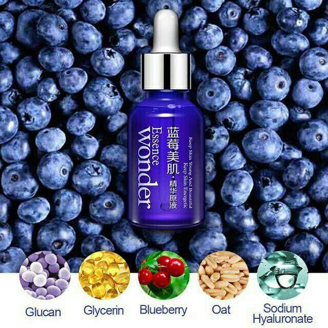 FREE GIFTBioaqua Blueberry Wonder Essence Serum
