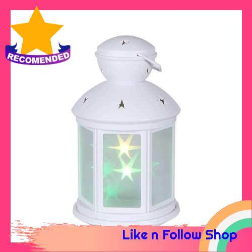 3D Stars Twinkle Retro Portable Light Warm White Colorful Flashing Bright Desk Table Bed Lamp 24pcs LED for Party Show Decoration