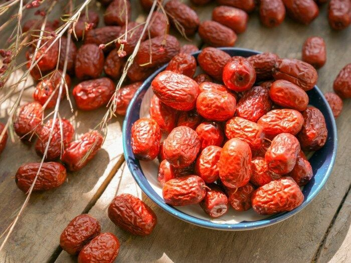 Red Dates Jujube - Size L (1KG) [Value Pack]