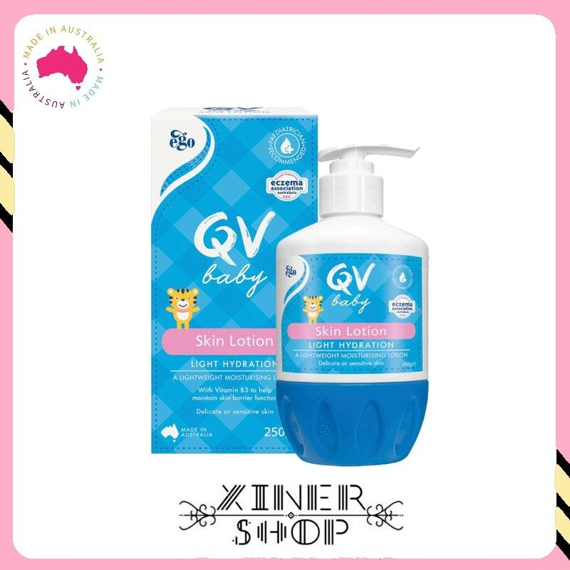 [Pre Order] Ego QV Baby Skin Lotion ( 250g ) (Made in Australia)