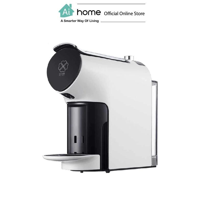 SCISHARE Smart Capsule Coffee Machine with 1 Year Malaysia Warranty [ Ai Home ]