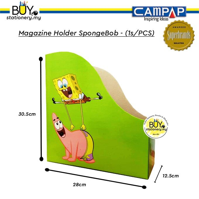 CAMPAP Magazine Holder Spongebob - (1s/PCS)