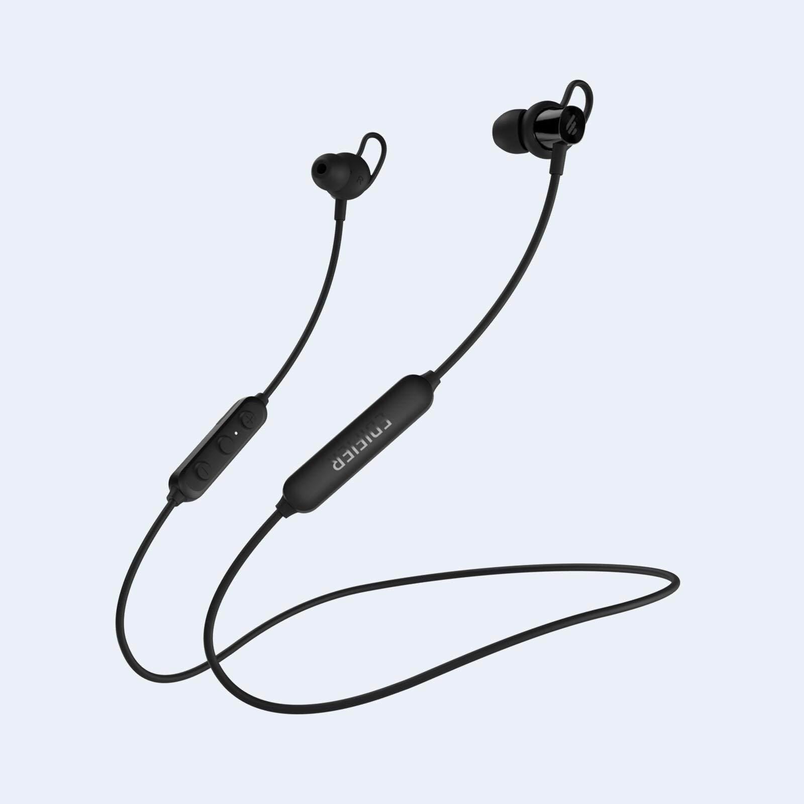 Edifier W200BT SE  W200BTSE - Bluetooth Wireless Sport Headphone With IPX5 Splash Proof  Earphones  Sport Earbuds