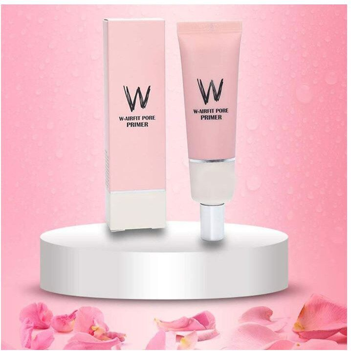 (READY STOCK) Make-up base Pore primer for face lighten smooth skin Invisible concealer pore Invisible pore mat primer cream make-up (LOCAL SELLER)