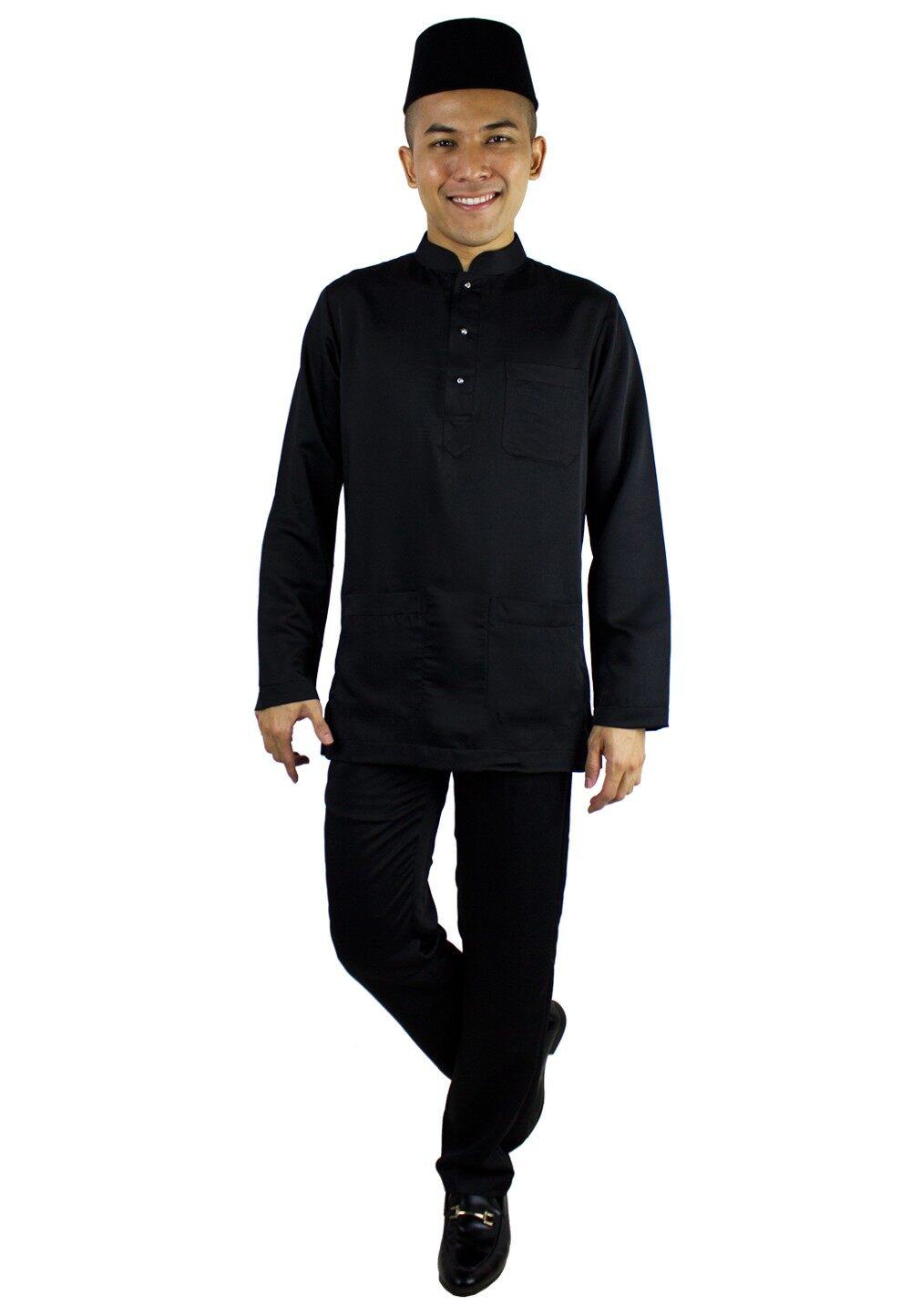 Exhaust Baju Melayu Modern Set (88623NSL)