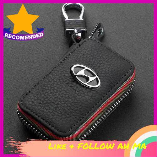 Best Selling Real Leather Car Key Case Keys Holder Bag For Cadillac Hyundai Kia Lexus Subaru Suzuki Mitsubishi Buick (2)