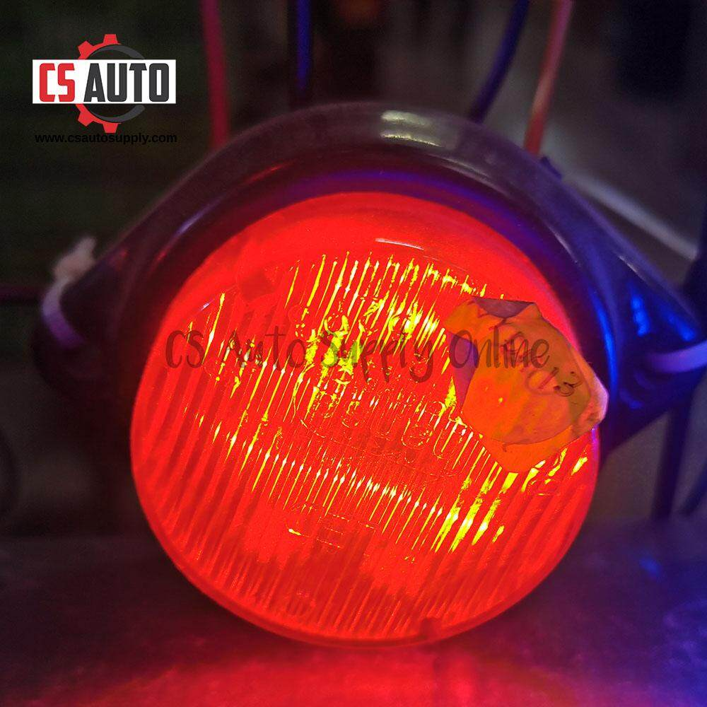 Led 24V Side Lamp Lorry Light Small Roof Lamp White Amber Red Blue Green