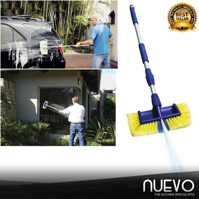 Nuevo Blaster Brush- 2 in 1 Wash Brush Car Wash Brush Tool