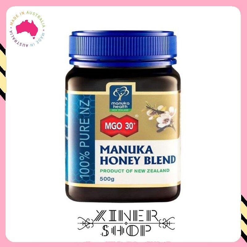 [Pre Order] Manuka Health MGO 30+ Manuka Honey Blend ( 500g )(Made in New Zealand)