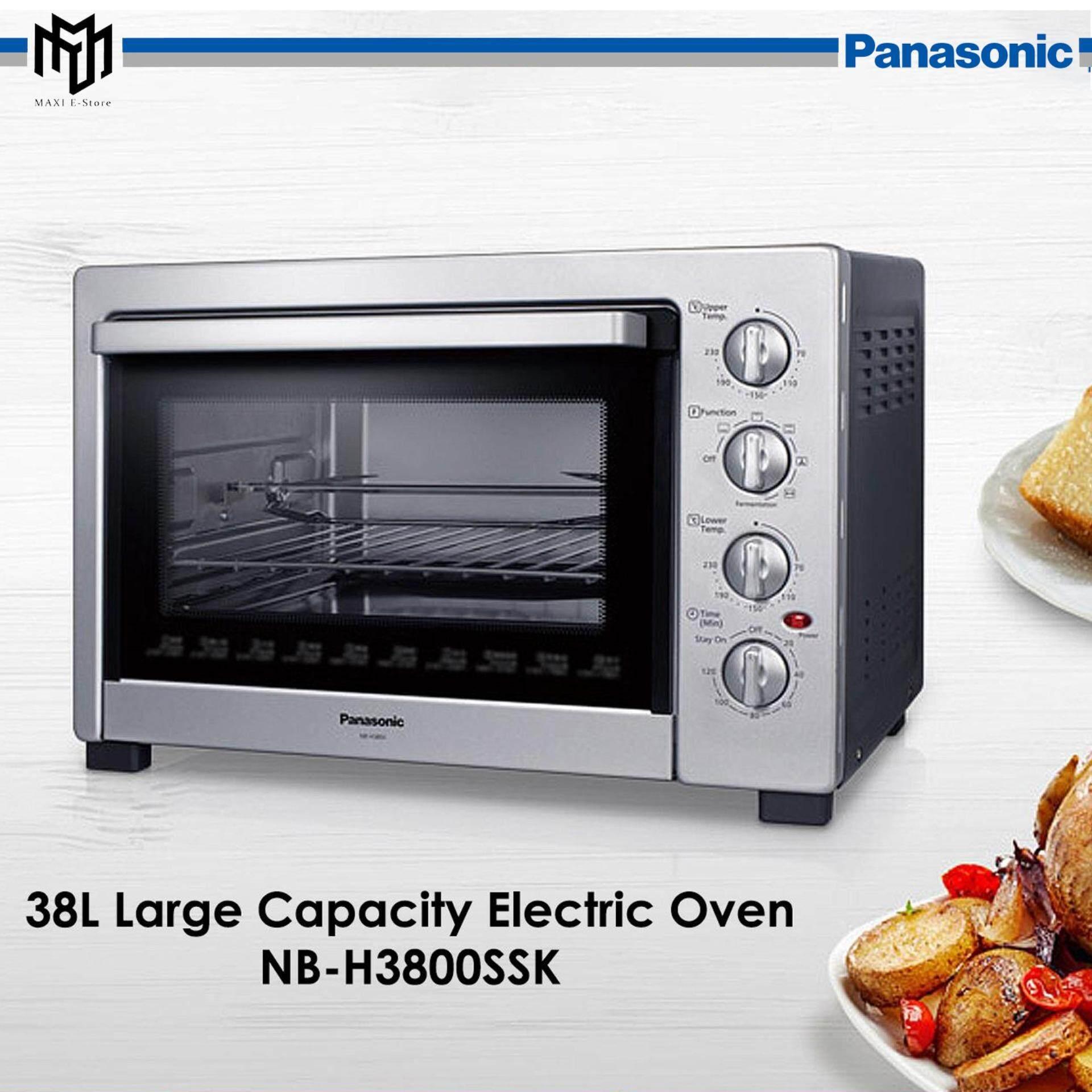 Panasonic NB-H3800 Electric Oven 38L 1800W